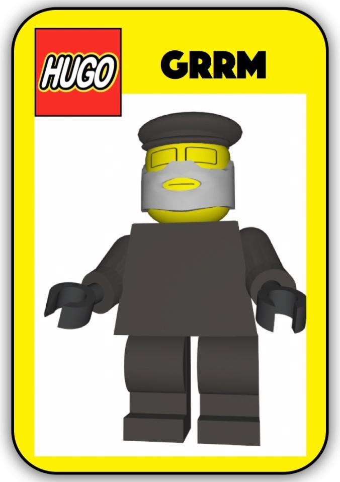 GRRM-Card