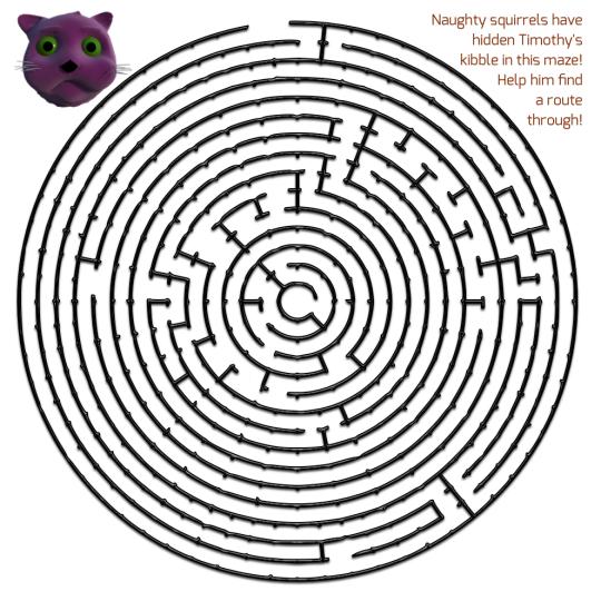 mazecircle